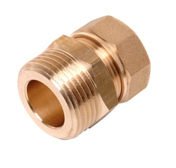Compression adaptor DN20 x 22mm