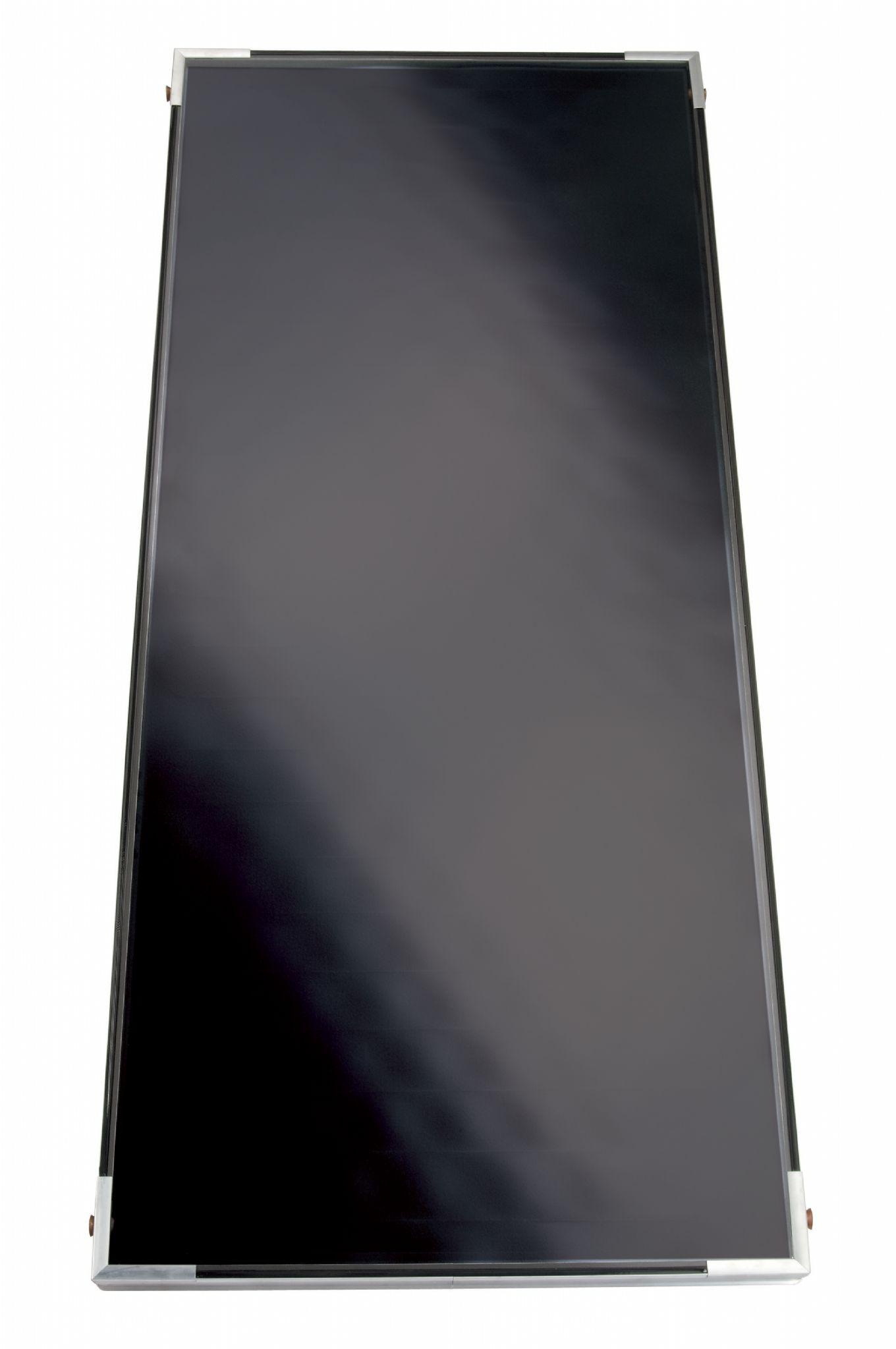 Vitosol 100 Fm 3 Panel On Roof Kit